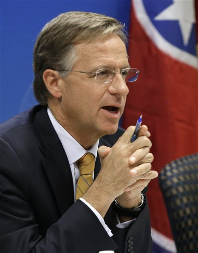Gov. Haslam senses Tennessee 'making headway' in tech commercialization