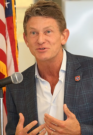 Gov. Haslam says ECD Commissioner Randy Boyd returning to private sector