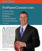 Jason Kyle's Pro Player Connect has TNCV backing-- plus a $3MM C-round in its playbook | startups, Eric Satz, Tennessee Community Ventures Fund, TNCV, TNInvestco, sports, Tennessee Titans, New Orleans Saints, echo, echomusic, Rivals.com, e-commerce, entertainment, TeraCode, software development, Avenue Bank, 247 Sports, Moontoast, Rob Bironas, Eddie George, Coastwise Capital Group, Scott Kyle, the Active Network, Active.com, Outdoor Central, Dave Graham, Arizona Bay, OpenAuto.com, Echo, Echomusic, National Football League, NFL Players Association, Pro Player Connect, Hunter Hillenmyer, Overdog, Steven Berneman