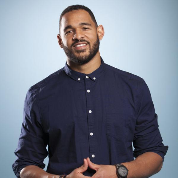 Investor Derrick Morgan