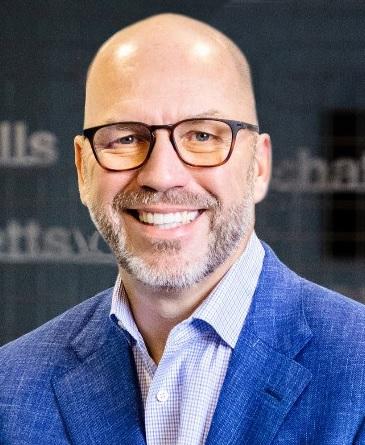 CEO Vaden Landers